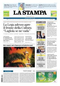 La Stampa Torino Provincia e Canavese - 14 Maggio 2019