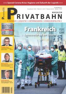 Privatbahn Magazin - Mai-Juni 2020