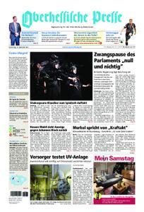 Oberhessische Presse Marburg/Ostkreis - 12. September 2019