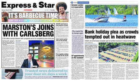 Express and Star Staffordshire Edition – May 23, 2020