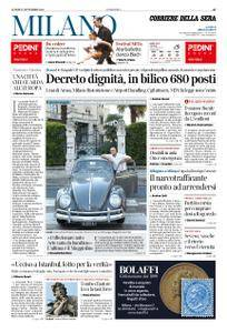 Corriere della Sera Milano – 17 settembre 2018