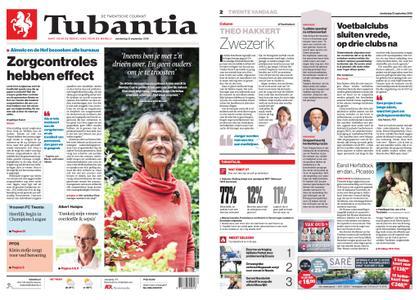 Tubantia - Enschede – 12 september 2019