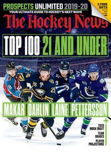 The Hockey News - November 11, 2019