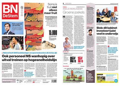 BN DeStem - Bergen op Zoom – 14 maart 2019