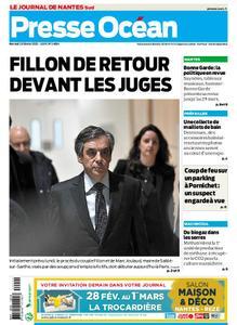 Presse Océan Nantes Sud Vignoble – 26 février 2020
