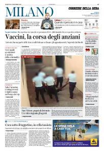 Corriere della Sera Milano – 24 novembre 2020