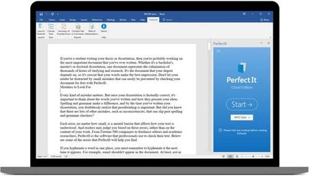 Intelligent Editing PerfectIt Pro 3.3.5.34268