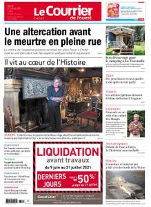 Le Courrier de l'Ouest Cholet – 27 juillet 2021