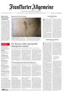 Frankfurter Allgemeine Zeitung - 22 Oktober 2020