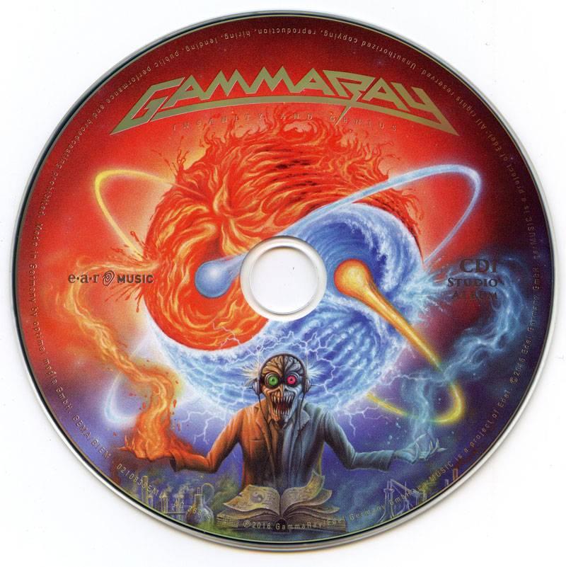 Insanity And Genius (1993) [2CD, 25
