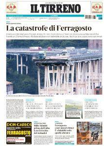 Il Tirreno Livorno - 15 Agosto 2018