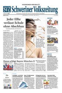 Schweriner Volkszeitung Hagenower Kreisblatt - 31. Juli 2019