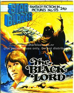 Starblazer 175 - The Black Lord (1986) (PDFrip
