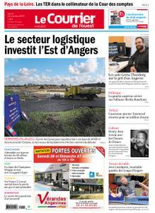 Le Courrier de l'Ouest Angers – 24 octobre 2019