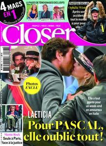 Closer France - 04 octobre 2019