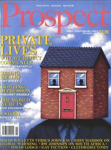 Prospect Magazine - November 1996