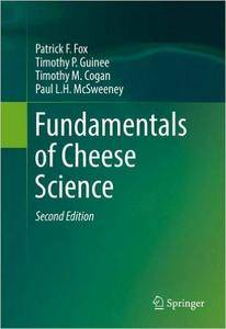 Fundamentals of Cheese Science, 2nd ed.