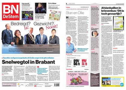 BN DeStem - Bergen op Zoom – 09 januari 2019