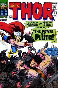 The Mighty Thor v1 128