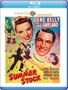 Summer Stock (1950) + Extras