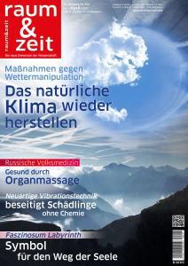 Raum & Zeit - März-April 2020