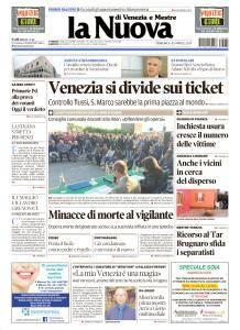 La Nuova Venezia - 30 Aprile 2017