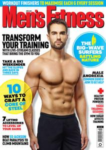 Men's Fitness UK - April 2020