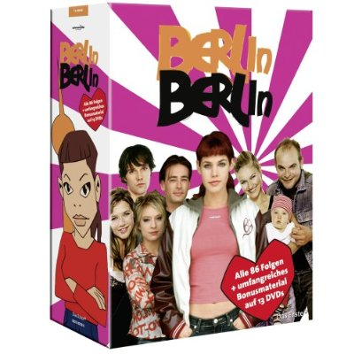 Berlin Berlin DVDRip All 4 Seasons 86 Episodes + Extra