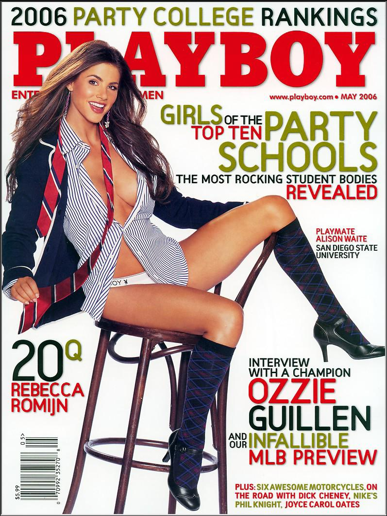 Playboy College May 2006