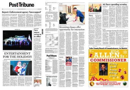 Post-Tribune – December 24, 2019