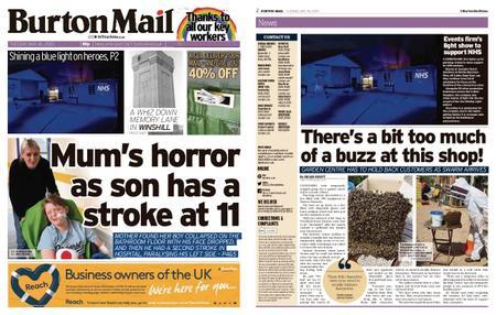 Burton Mail – May 26, 2020