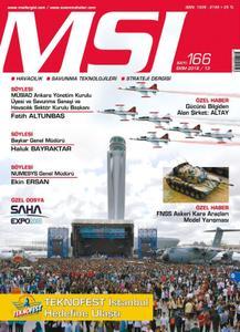 MSI Dergisi - Ekim 2018