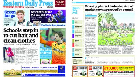 Eastern Daily Press – March 16, 2019