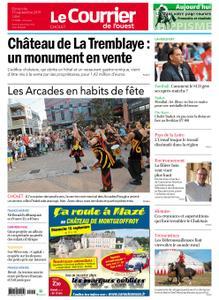 Le Courrier de l'Ouest Cholet – 15 septembre 2019