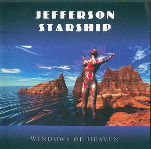 Jefferson Starship - Windows Of Heaven (1999) (HDCD) [Re-Up]