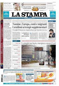 La Stampa Torino Provincia e Canavese - 27 Dicembre 2017
