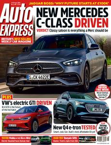 Auto Express – June 23, 2021