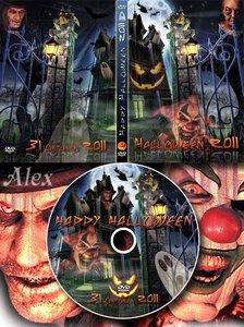 DVD Cover - Halloween