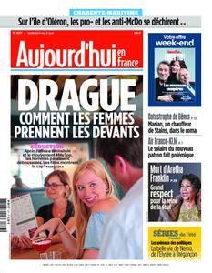 Aujourd'hui en France – 17 août 2018