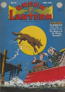 Green Lantern 36 (DC) (Jan-Feb 1949)