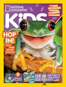 National Geographic Kids UK – May 2021