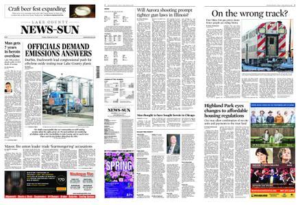 Lake County News-Sun – February 22, 2019