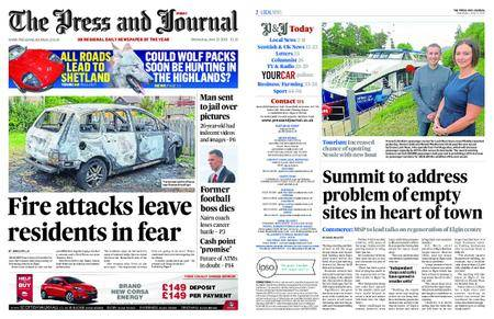 The Press and Journal Moray – June 13, 2018
