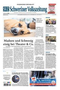 Schweriner Volkszeitung Hagenower Kreisblatt - 26. Oktober 2019