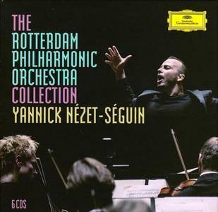 Yannick Nézet-Séguin - The Rotterdam Philharmonic Orchestra Collection (2018)