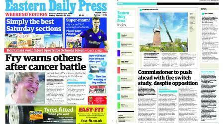 Eastern Daily Press – February 24, 2018