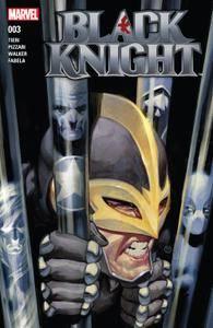 Black Knight 003 2016 Digital