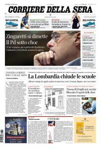 Corriere della Sera - 5 Marzo 2021