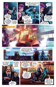 Dark Horse FCBD 2018 General Overwatch & Black Hammer digital DIrishB