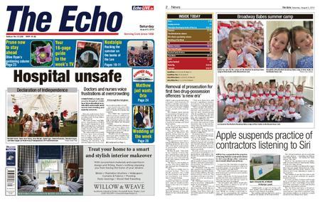 Evening Echo – August 03, 2019
